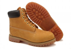 Timberland 6-inch Wheat (с мехом)