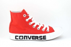 Converse Chuck Taylor All Star High Top Red/White 2
