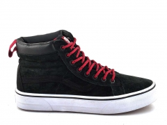 Vans Sk8-Hi Black/White/Red V19