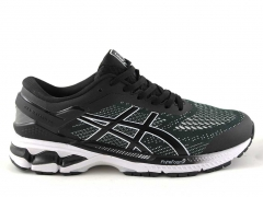 Asics GEL KAYANO 26 Black/Green