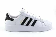 Adidas Superstar White/Black 3