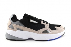 Adidas Falcon Black/Beige/Grey