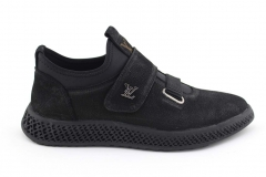 Louis Vuitton Sneaker Strap Black