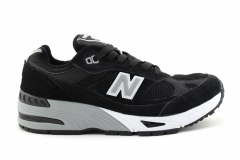 New Balance 991 Black/White/Grey