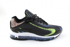 Nike Air Max Deluxe Black/Green/Blue