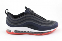 Nike Air Max 97 Ultra '17 Navy/Black/Red