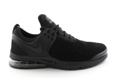 Nike Air Presto All Black Suede