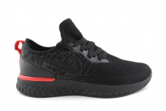 Nike Epic React Flyknit Black/Red