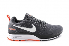 Nike Flyknit Racer Shield Grey/Orange