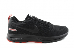 Nike Flyknit Racer Shield Black/Red