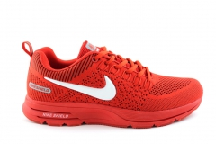 Nike Flyknit Racer Shield Red