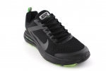 Nike Zoom Structure 17 Shield Black/Green
