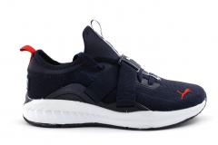 Puma Ignite evoKNIT Lo 2 Navy/White/Red