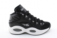 Reebok Question Mid Black/White