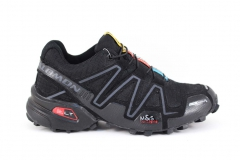 Salomon Speedcross 3 Black/Grey