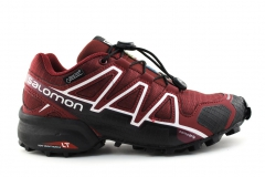 Salomon Speedcross 4 Burgundy