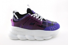 Versace Chain Reaction Purple/White