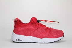 Puma Trinomic Blaze Of Glory Soft Red Suede