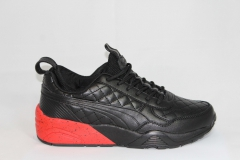 Puma X Highsnobiety x Ronnie Fieg Black/Red