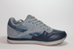 Reebok Classic Navy Leather/Blue Suede