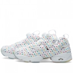 Reebok Insta Pump Fury White/Raindrop