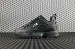 Fila Disruptor 2 Leather All Black