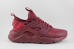 Nike Air Huarache Ultra All Burgundy