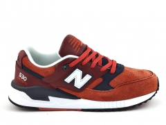New Balance 530 Suede Orange NB19