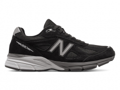 New Balance 990 V4 Black/Silver NB19