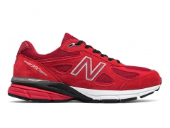 New Balance 990 V4 Red NB19