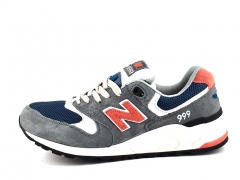 New Balance 999 Grey/Blue/Orange NB19