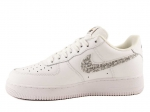 "Nike Air Force 1 Low ""Just Do It"" Black/White"
