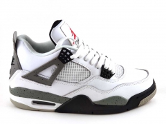 Air Jordan 4 Retro OG Leather