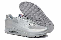 Nike Air Max 90 Hyperfuse silver