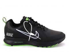 Nike Zoom Relentless 7 Black/Green N19