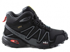Salomon Speedcross 3 Mid Black/Grey