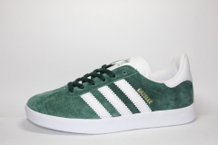 Adidas Gazelle Green/White