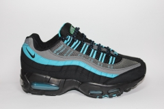 Nike Air Max 95 Essential Black/Turquoise/Grey