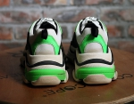 Balenciaga Triple S White/Green/Black