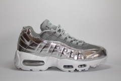 Nike Air Max 95 Metallic Silver