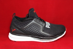 Puma Ignite Limitless Black/White/Red
