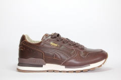 Puma RX 727 Brown Leather