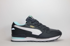 Puma RX 727 Dark Blue/White Leather