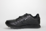 Reebok Classic Leather All Black 2