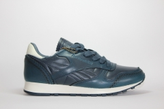 Reebok Classic Leather Lux Brogue Navy