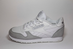 Reebok Classic Leather White/Grey