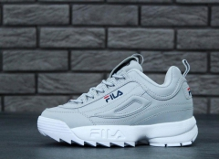 Fila Disruptor 2 Grey Leather