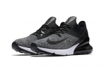 Nike Air Max 270 Flyknit Black/Grey