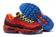 Nike Air Max 95 Red/Blue/Green