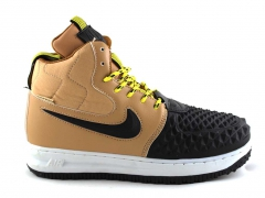Nike Lunar Force 1 Duckboot '17 Metallic Gold/Black (c мехом)